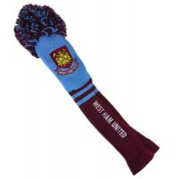 Official West Ham FC Pompom Fairway Wood Headcover